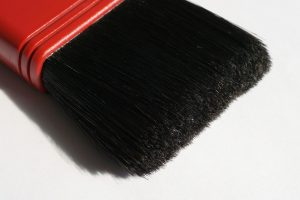 Brush red